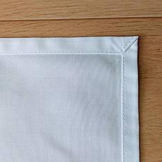 Салфетка 45х45 Белая Н-245-ХЛ 100% Хлопок Ручники, фото 3