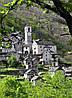 Картина Кариппо Швейцария на натуральном дереве Артприз 40х50см (КДЗ16/4050/125)