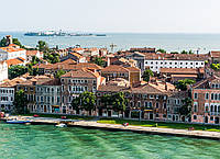 Картина Италия Венеция на натуральном холсте Артприз 60х80см (В16/6080/47), фото 1