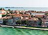 Картина Италия Венеция на натуральном холсте Артприз 80х110см (В16/80110/47)