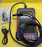 Эндоскоп профессиональный Full HD 1920*1080 Бороскоп Диагностика Видеоскоп Ендоскоп, фото 9