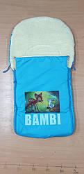 Конверт в санки Bambi