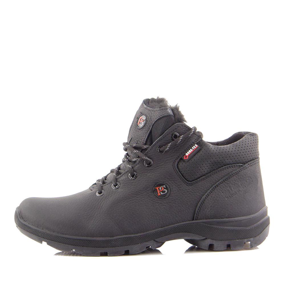 Ботинки мужские Philip Smit MS 22276 черный (40)