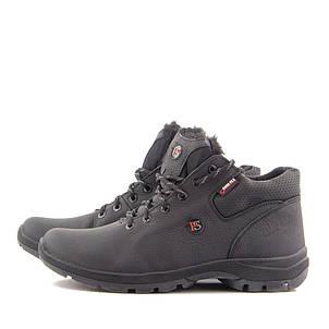 Ботинки мужские Philip Smit MS 22276 черный (40), фото 2