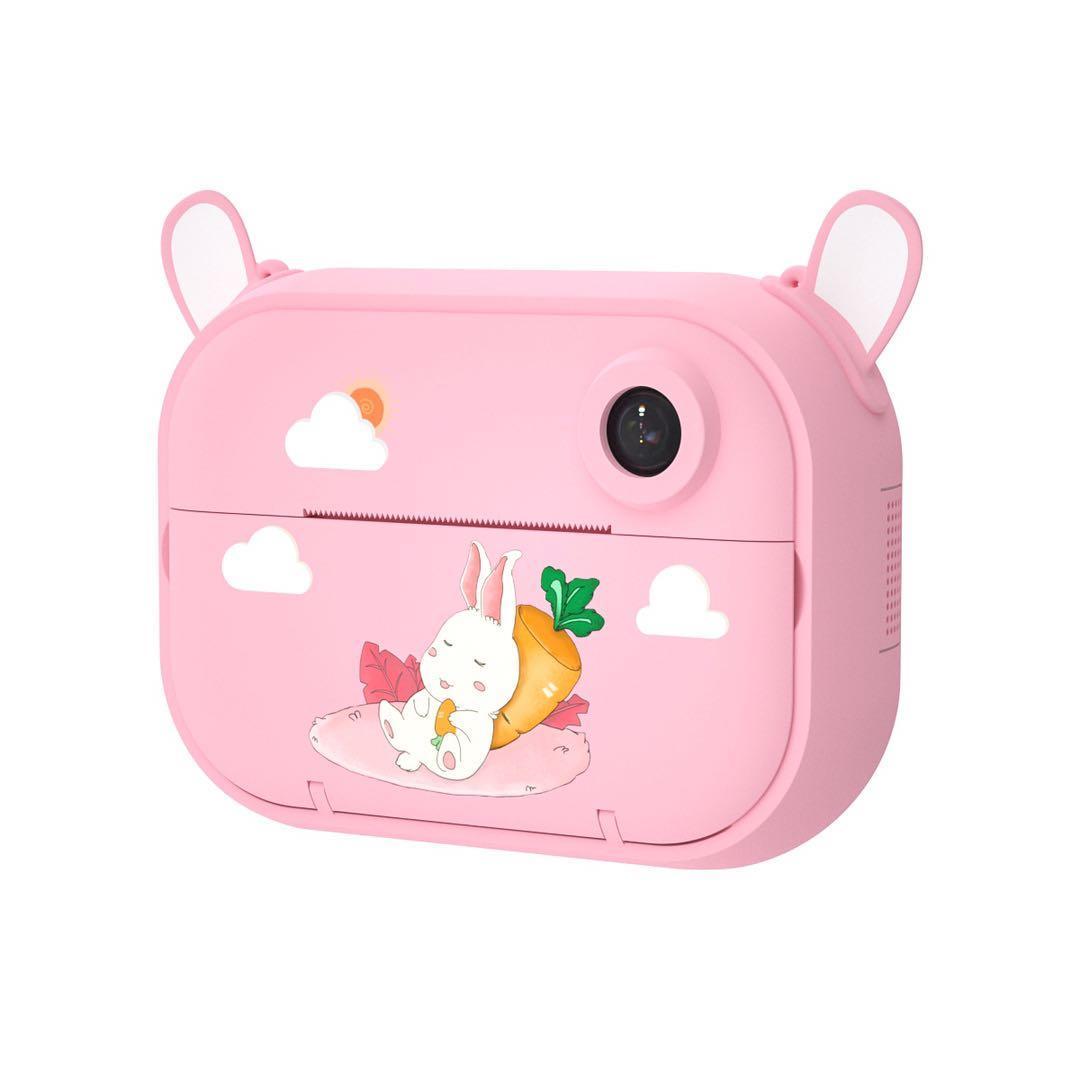 Цифровой детский фотоаппарат-принтер XOKO KVR-1500 Зайка