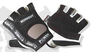 Перчатки без пальцев WORKOUT