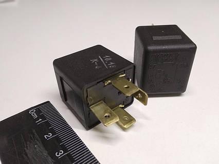 Реле 4-х конт. (30А), Псков (752.3777.000-12) с помехоподавляющим резистором