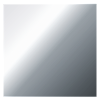 Вентс ФП 160 Плейн хром. Декоративная панель