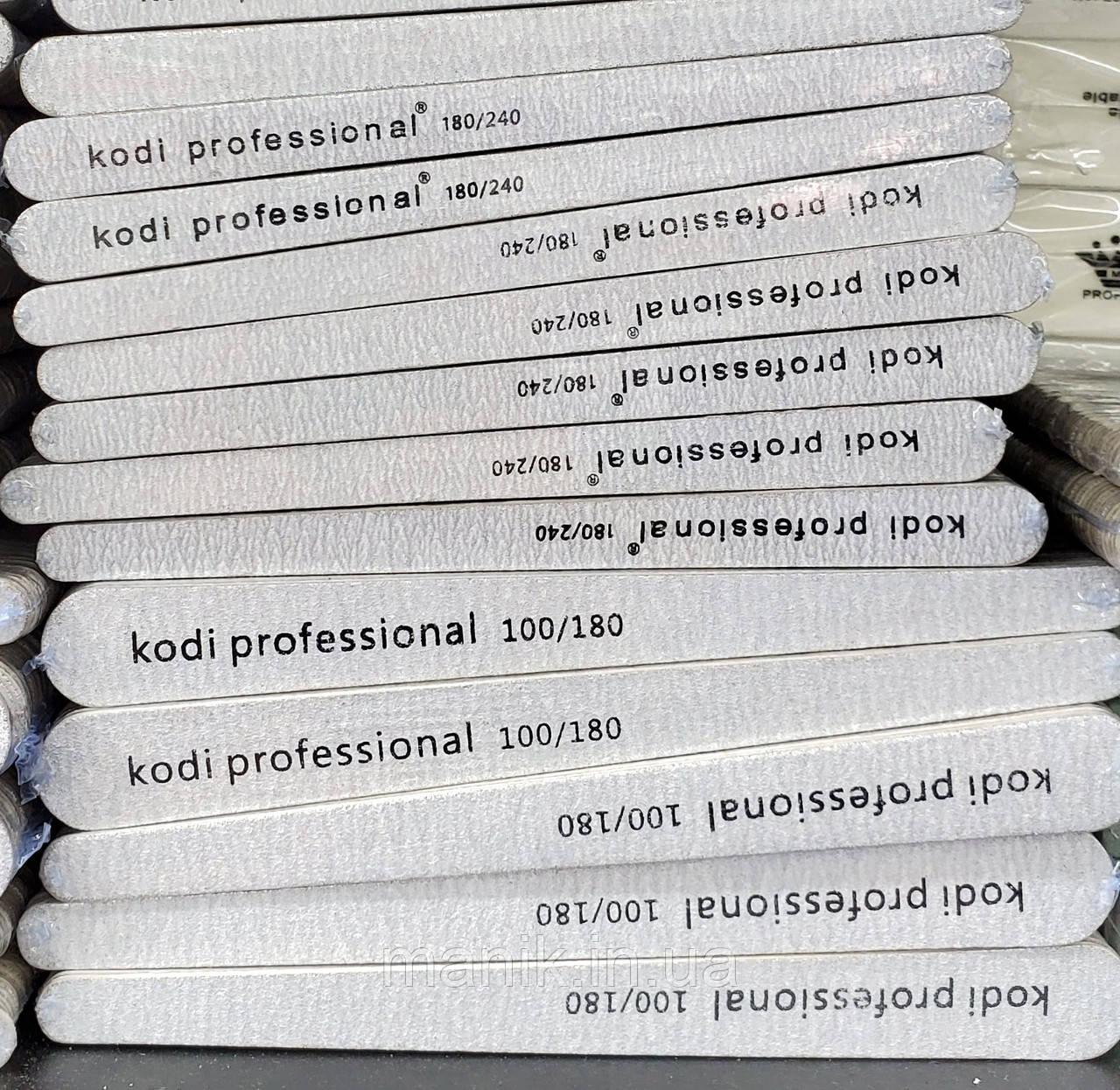Упаковка пилок Kodi - капля (50шт)