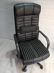 Подушки, накидки для сидіння EKKOSEAT на крісло ортопедичні (КОМПЛЕКТ)