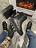 Женские демисезонные ботинки Puma Rihanna Chelsea Sneakers Boot (Premium-class) черные, фото 2