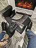 Женские демисезонные ботинки Puma Rihanna Chelsea Sneakers Boot (Premium-class) черные, фото 6