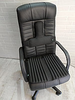 Ортопедические подушки для сидения EKKOSEAT на офисное кресло руководителя, секторальные (комплект).
