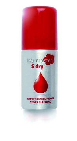 TRAUMASTEM S Dry аэрозоль кровоостанавливающий (траумастем), фото 2