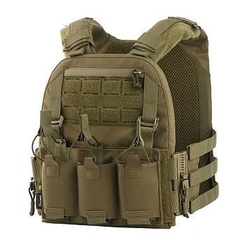M-Tac плитоноска Cuirass QRS Ranger Green