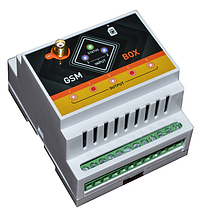GSM РОЗЕТКА 5x2 с SMS управлением + терморегулятор