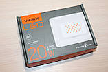 Прожектор LED VIDEX VL-Fe205W 20W 5000K 220V 1800Lm, фото 5