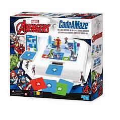Набор для обучения детей программированию 4M Disney Avengers Мстители (00-06205)
