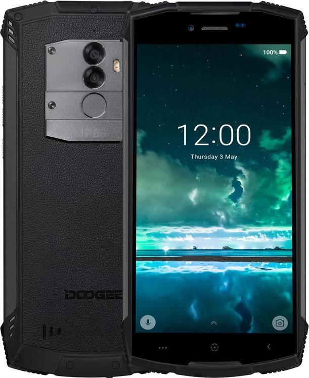 Смартфон Doogee S55 Black