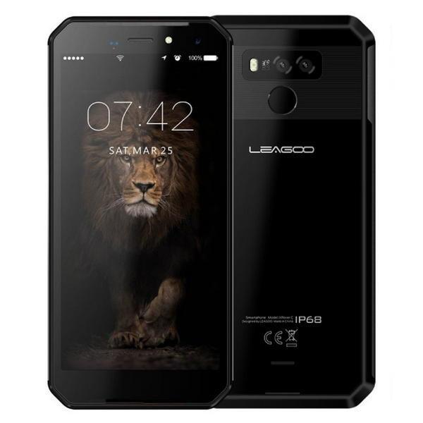 Смартфон LEAGOO XRover C Black