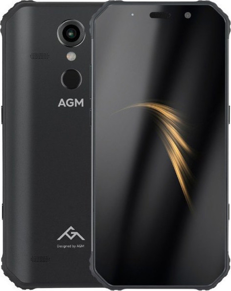 Смартфон AGM A9 4/64Gb black