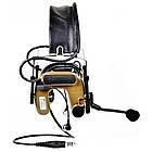 Активные наушники 3M PELTOR COMTAC IV Single Comm Hybrid Communication Headset, фото 2