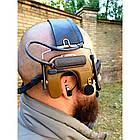 Активные наушники 3M PELTOR COMTAC IV Single Comm Hybrid Communication Headset, фото 6
