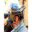 Активные наушники 3M PELTOR COMTAC IV Single Comm Hybrid Communication Headset, фото 7