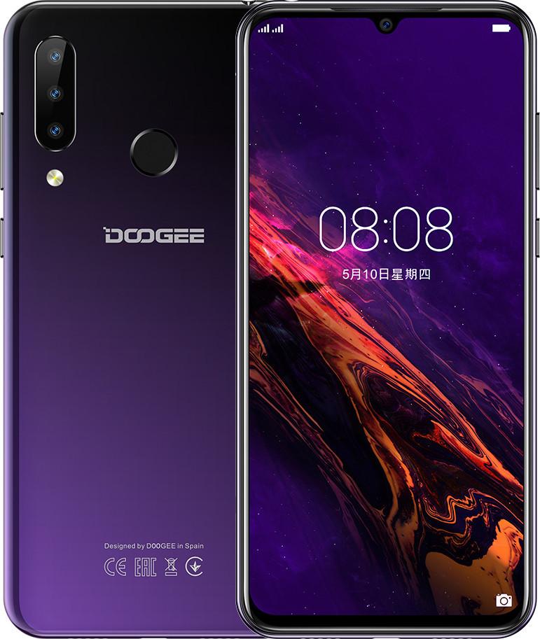 Смартфон Doogee N20 4/64Gb Dreamy Purple
