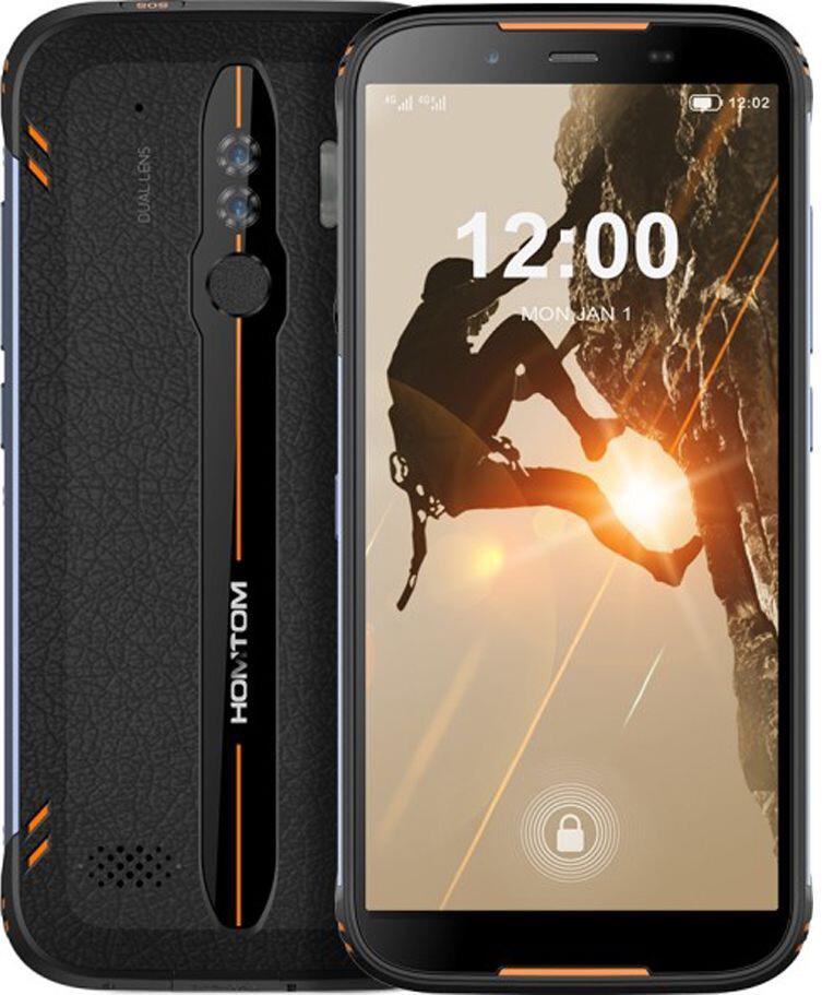 Смартфон Homtom HT80 orange