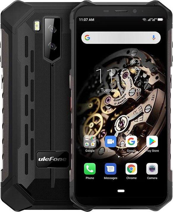 Смартфон UleFone Armor X5 black