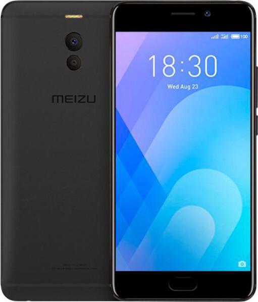 Смартфон Meizu M6 Note 3/16Gb Black
