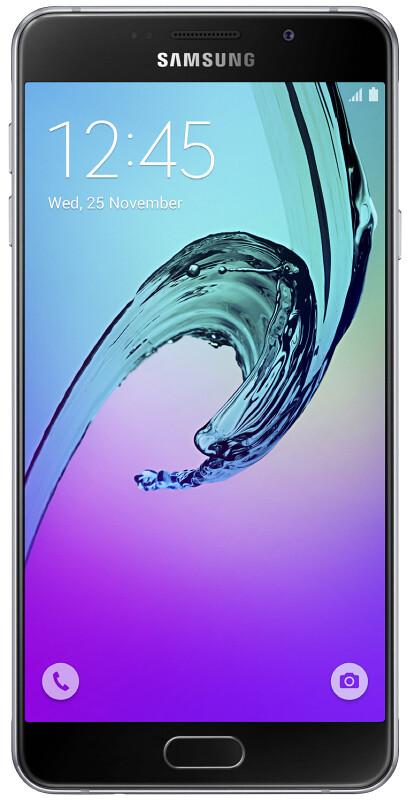 Смартфон Samsung A710F Galaxy A7 (2016) (Black) 1sim REF
