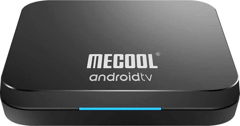 Смарт ТВ Mecool KM9 Voice Control TV Box Amlogic S905x2, 4Gb+32Gb