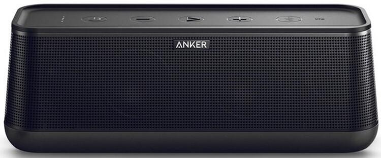 Портативная акустика Anker SoundCore Pro+ 25W Black