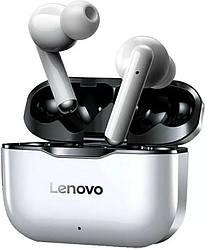 Наушники Lenovo LP1 Silver