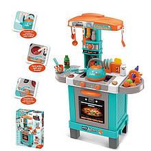 Кухня 008-939 іграшка дитяча висока з парою посудом