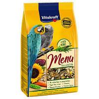 Корм для великих птахів Vitakraft Ара-меню, 3кг, 21437