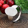 Серебряное кольцо вес 2.26 г размер 16.5, фото 2