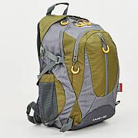 Рюкзак туристический с каркасной спинкой DEUTER 35 литров G25 Оливковый