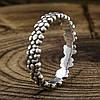 Серебряное кольцо ТС510296 вес 2.1 г размер 17.5, фото 2