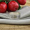 Серебряное кольцо Молитва водителя  вес 3.0 г размер 23, фото 2