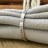 Серебряное кольцо Спаси и сохрани вес 0.92 г размер 17.5 вставка белые фианиты, фото 3