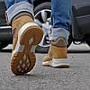 Зимние мужские ботинки 31844, Camel (на меху, в коробке), песочные, [ 45 ] р. 42-27,5см., фото 3