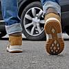 Зимние мужские ботинки 31844, Camel (на меху, в коробке), песочные, [ 45 ] р. 42-27,5см., фото 4