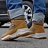 Зимние мужские ботинки 31844, Camel (на меху, в коробке), песочные, [ 45 ] р. 42-27,5см., фото 8