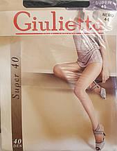 Жіночі колготки без шортиків Giulietta 40 Den