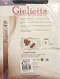Жіночі колготки без шортиків Giulietta 40 Den, фото 2