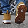 Зимние мужские ботинки 31845, Camel (на меху, в коробке), песочные, [ 45 ] р. 42-27,5см., фото 6