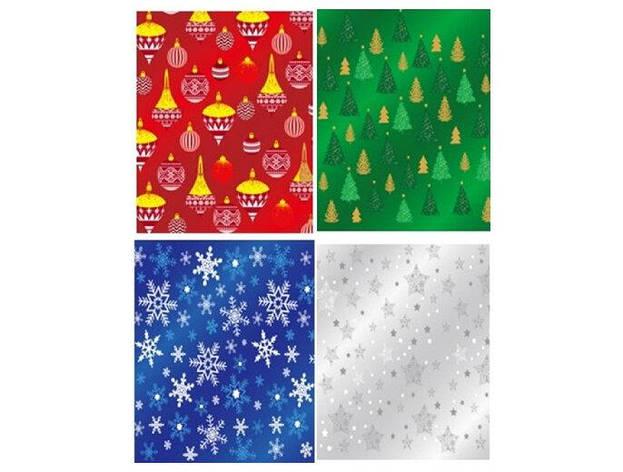 "Пакет подар. бумажн. 31х12х42см. ""Christmas"" TL00035-L (12/360), фото 2"
